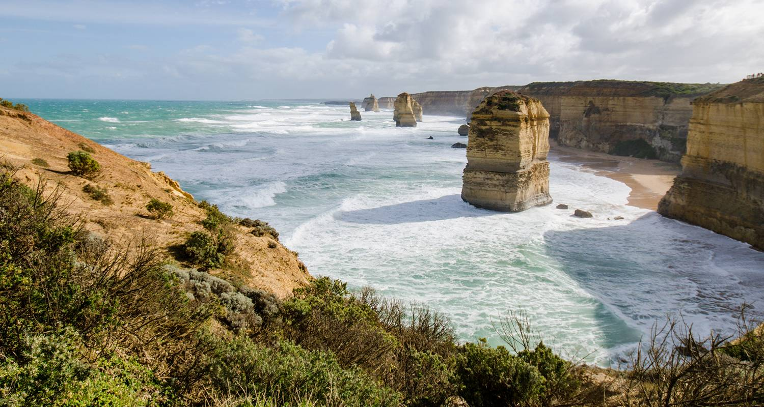 Great Ocean Road and Grampians 3 DAYS - Wildlife Tours Australia