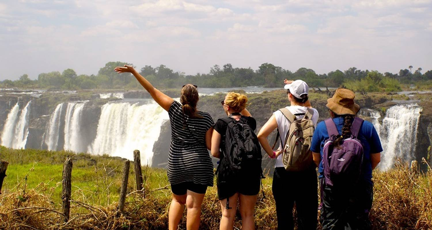 Kruger and Victoria Falls Accommodated (7 destinations) - Acacia Adventure Holidays