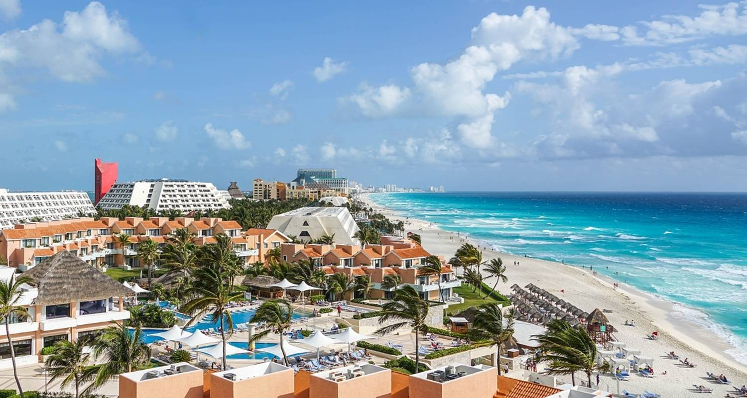 Start in Mexico City End in Cancun (G) - Marvelus Travel