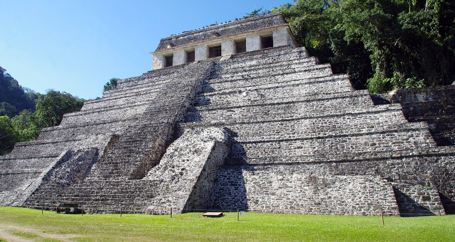 Palenque Experience  - Marvelus Travel