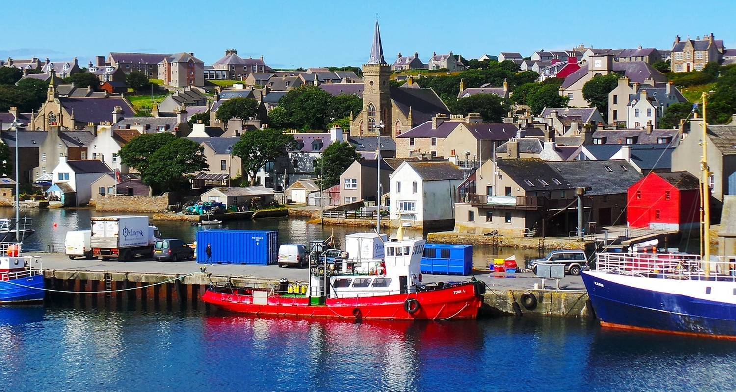 Scottish Highlands & Islands (12 destinations) - Globus