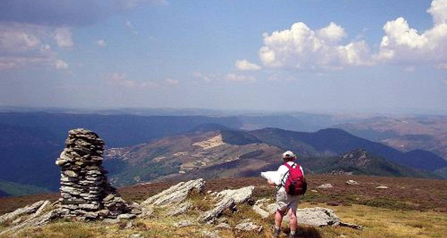 Stevenson's Trail: The Cevennes - 8 Days - UTracks