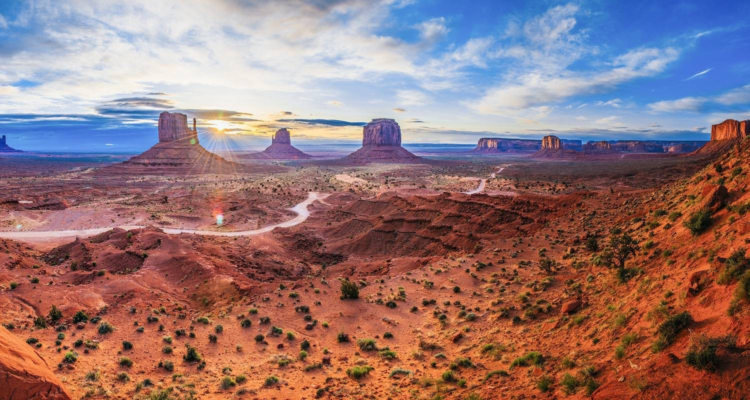Enchanting Canyonlands (Classic, Summer 2021, 7 Days) - Insight Vacations