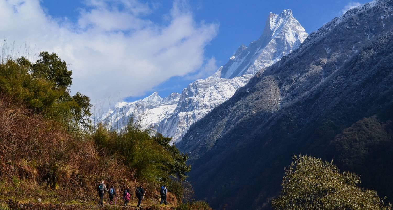 Annapurna Circuit Trek By G Adventures With 21 Tour Reviews Code Anta Tourradar