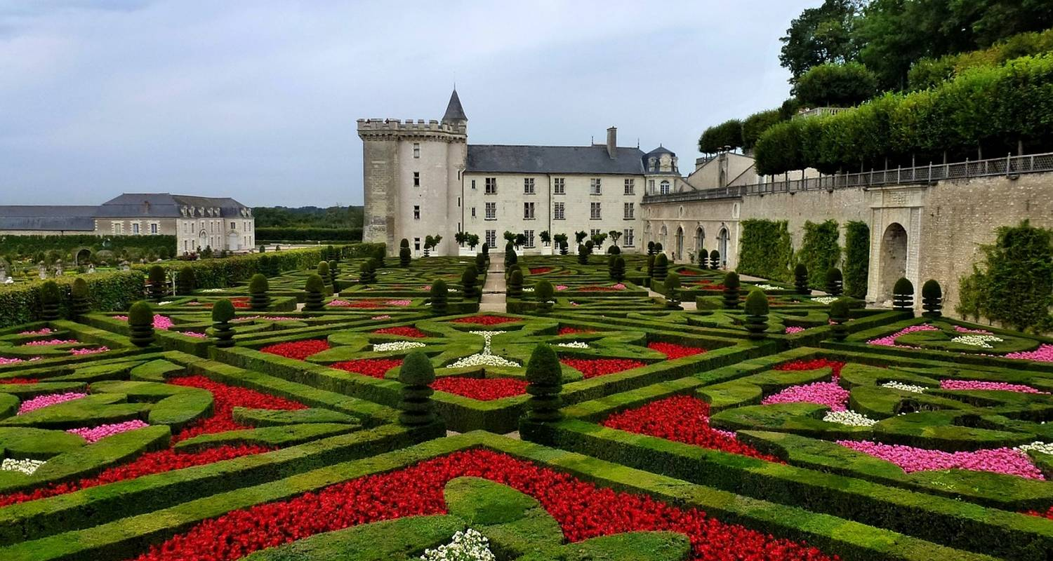 Loire Valley Classic - Villandry to Chambord Castle Tour - Discover France Adventures