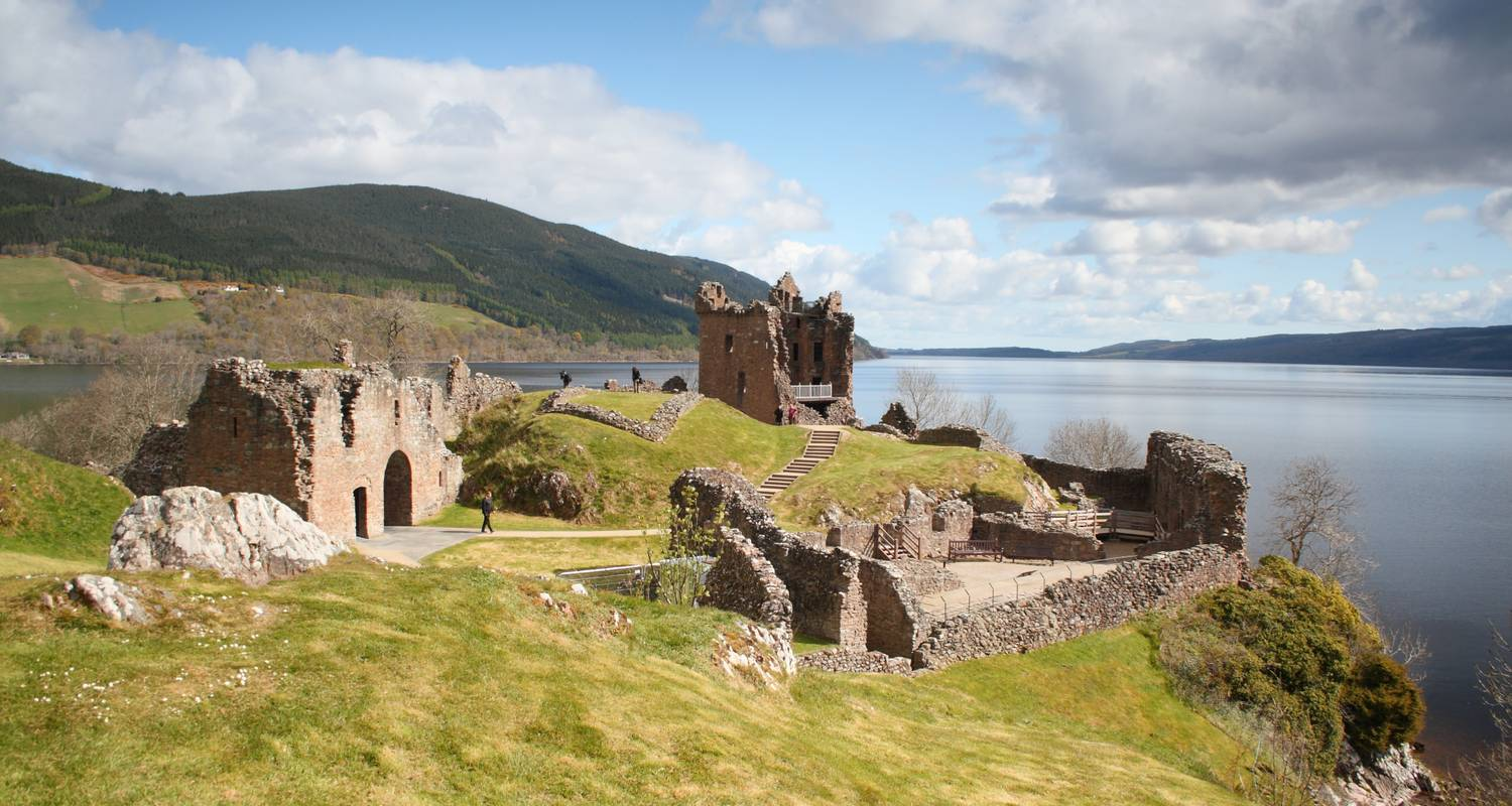 Loch Ness, Inverness & The Highlands - from Edinburgh - Timberbush Tours