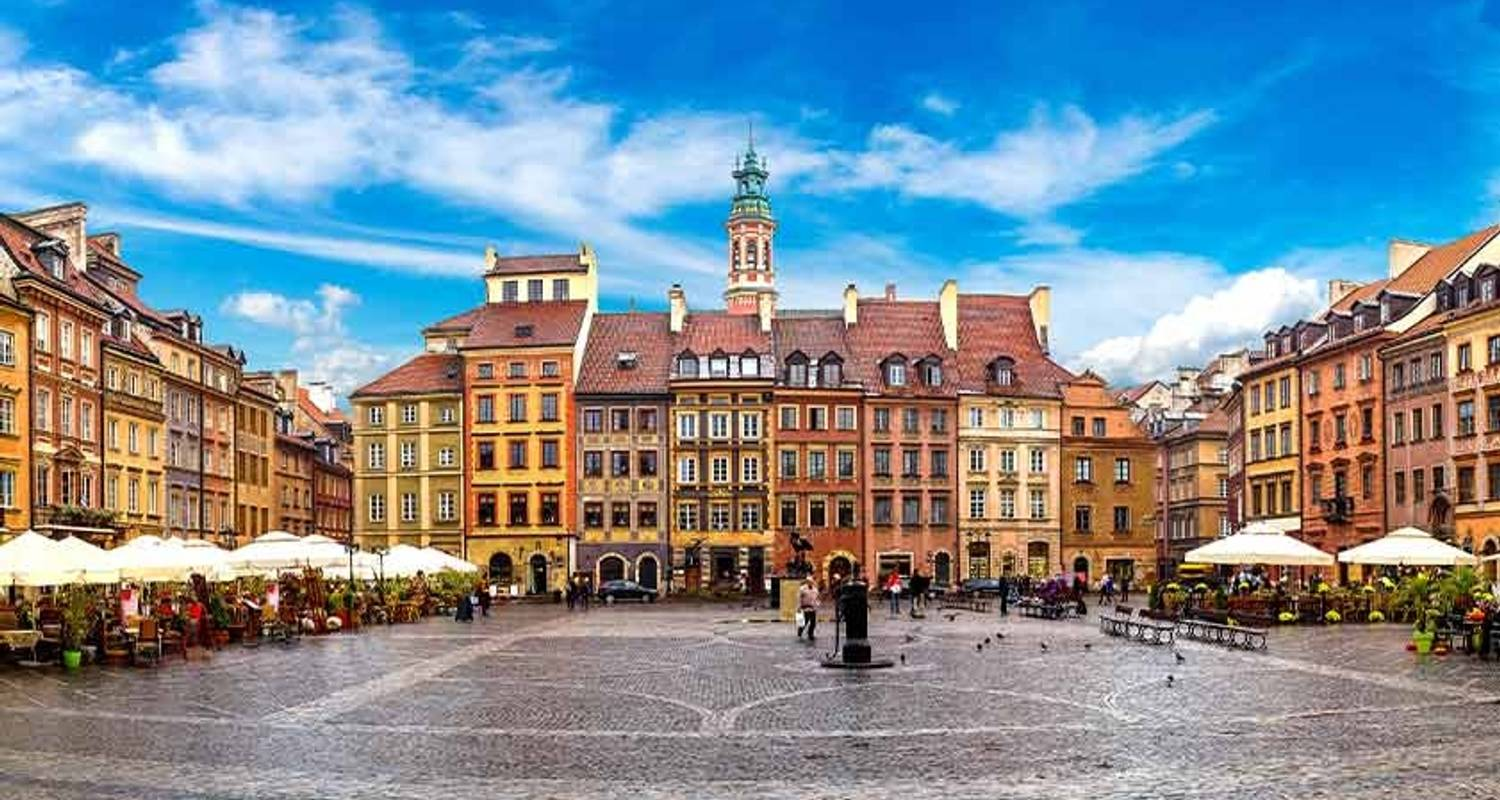 Baltic Capitals - Tucan Travel