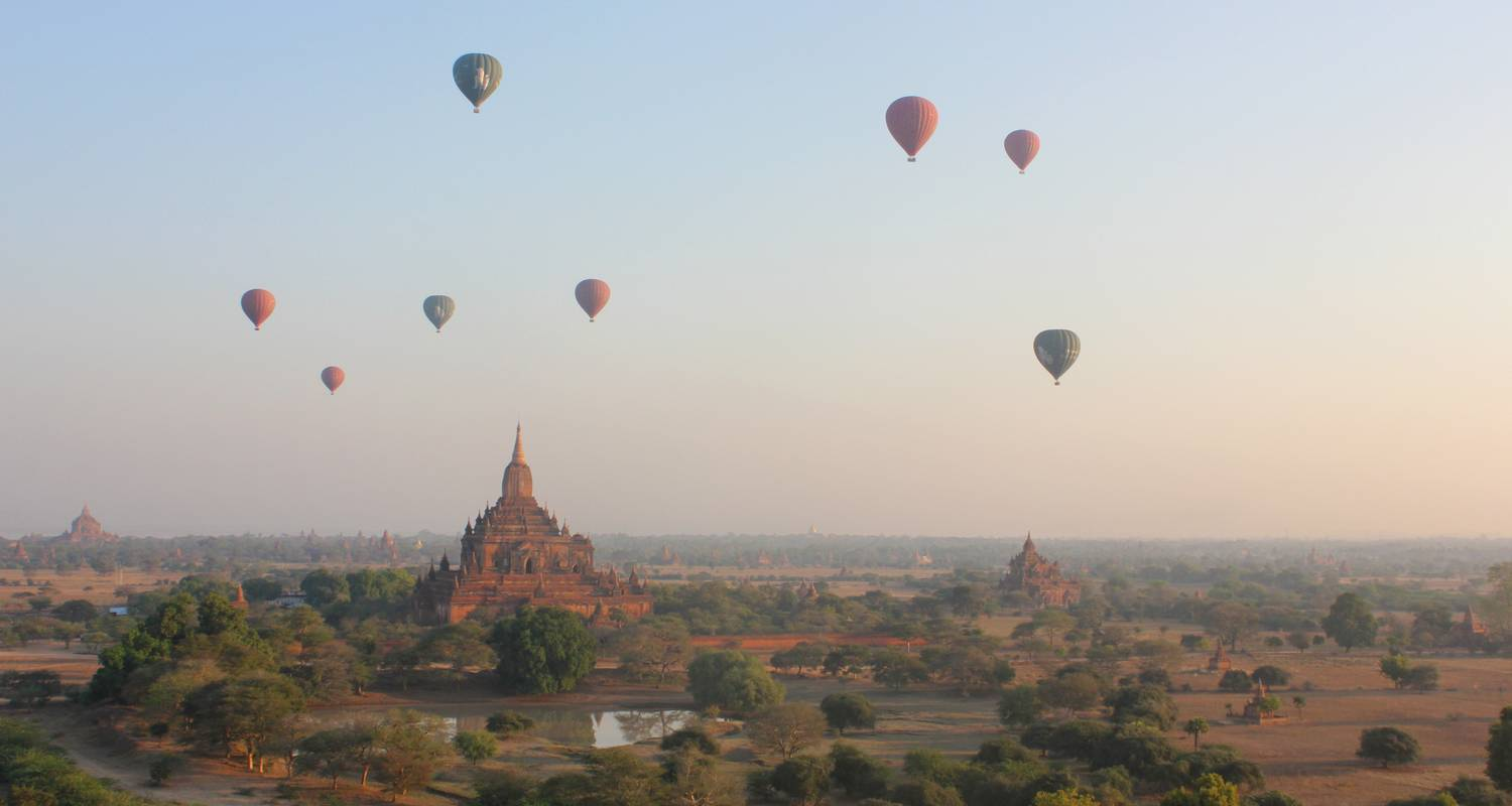 Classic Myanmar - Intrepid Travel