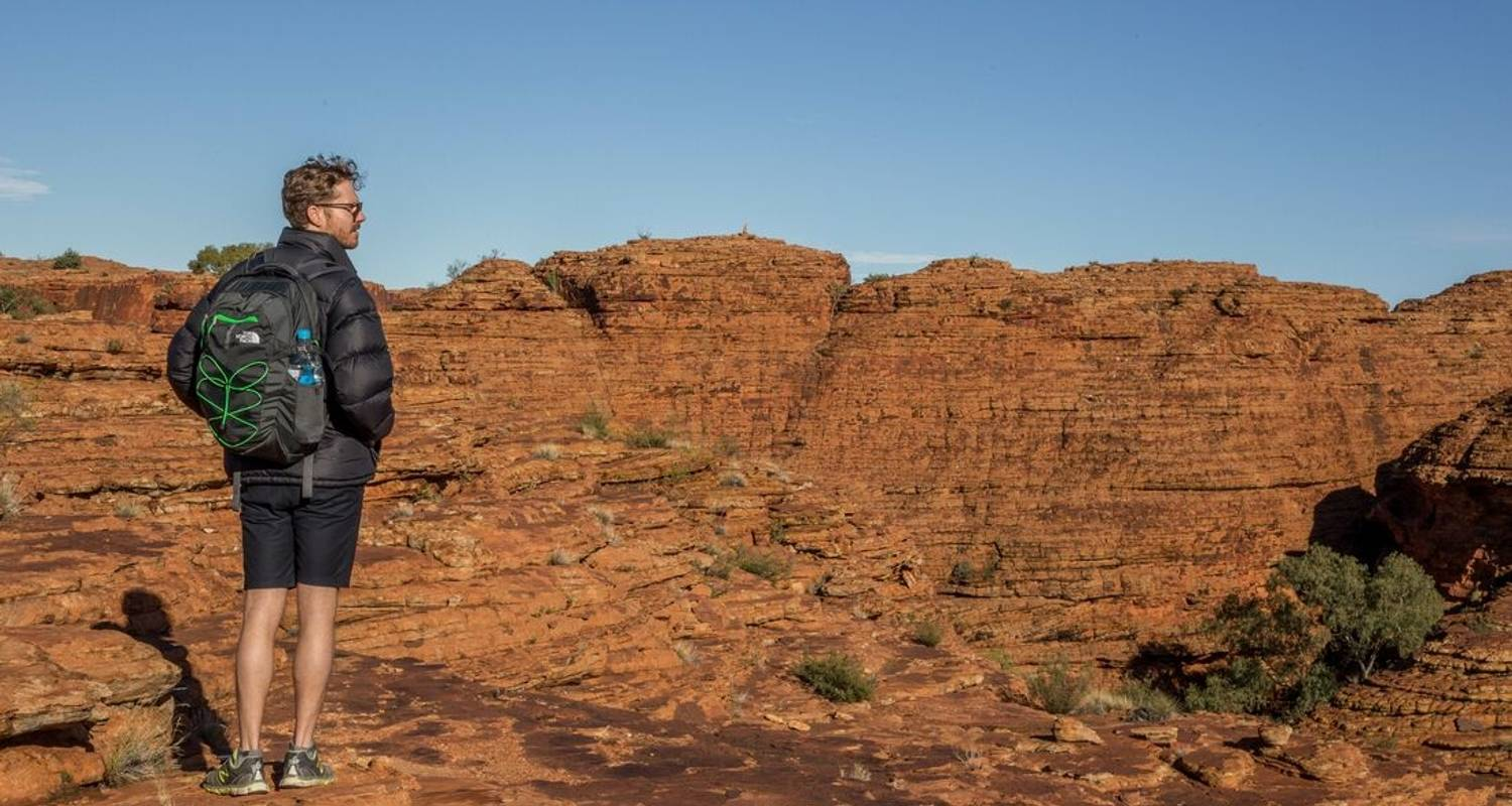 Uluru Adventure  (3 Days  Basix) - Intrepid Travel