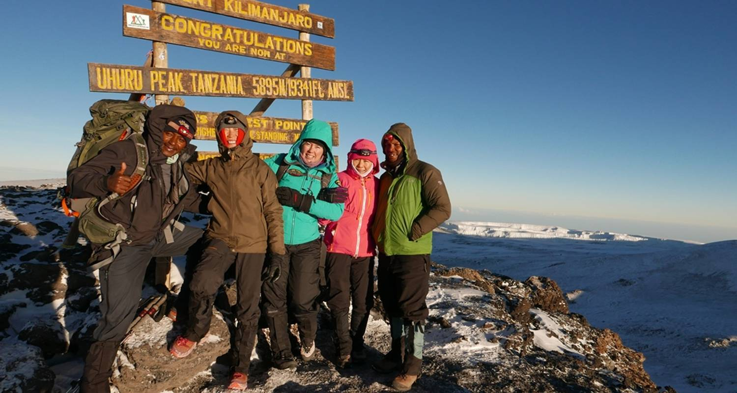 Kilimanjaro Trek & Safari - Adventure Consultants Limited