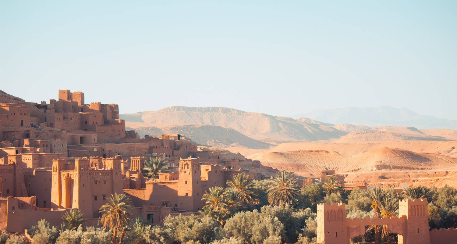 Totally Morocco - 9 days - On The Go Tours