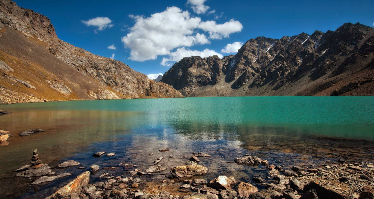 "Trekking tour ""The Taste of Tian-Shan"" fixed departure dates - Ak-Sai Travel"