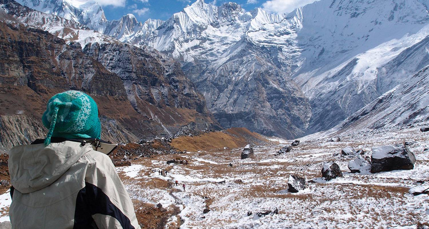 Annapurna Umrundung Trekking Tour - Intrepid Travel
