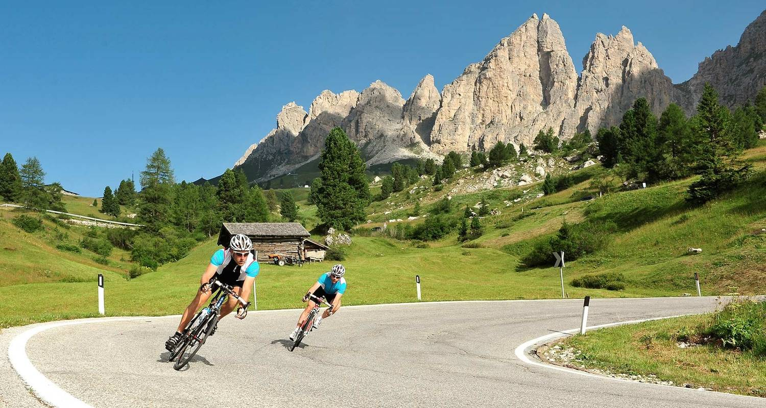 Cycle the Dolomites to the Adriatic Sea - UTracks