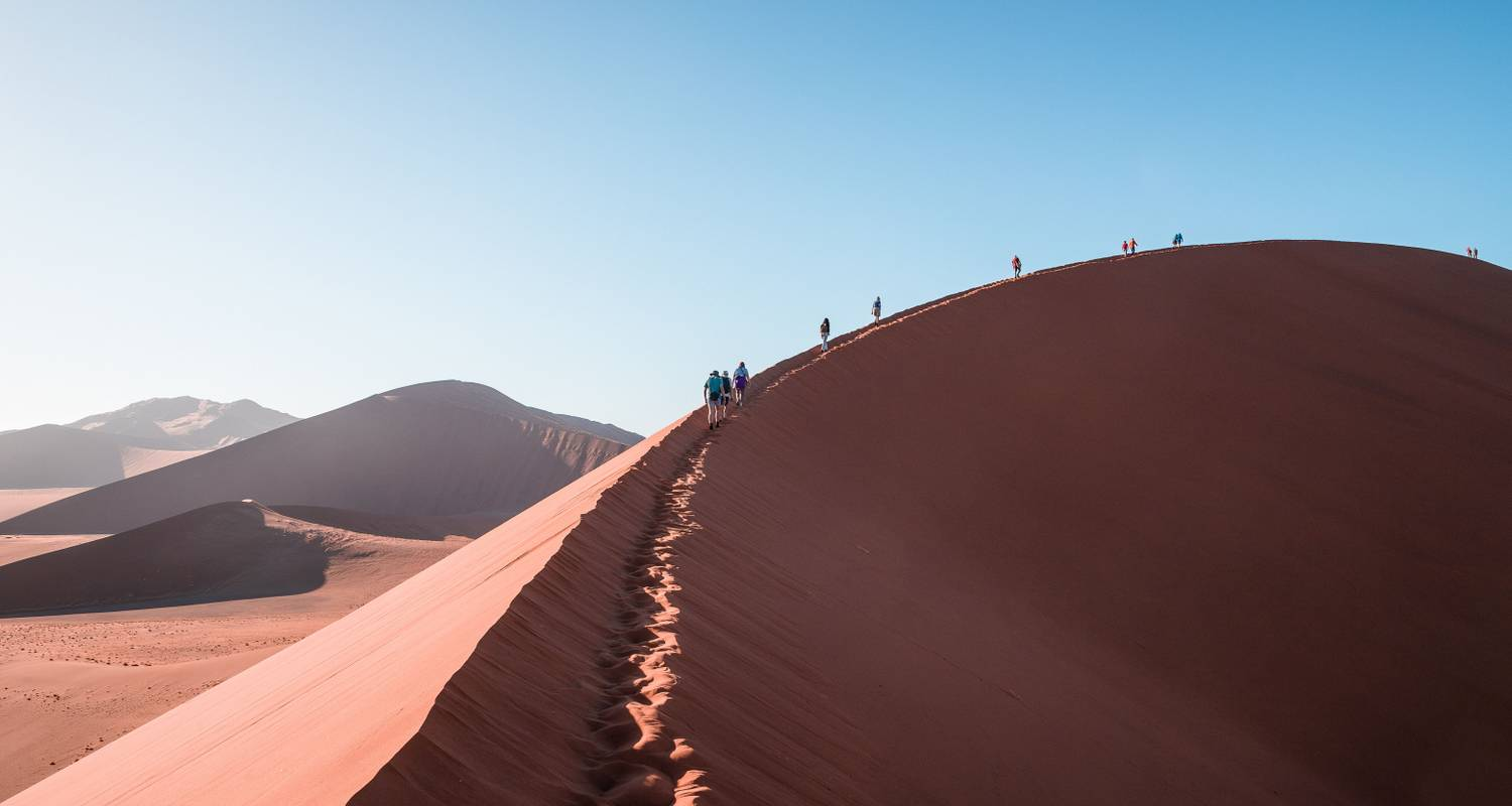 3 Day trip to the Namib Desert, including Sesriem and Sossusvlei - Wild Dog Safaris