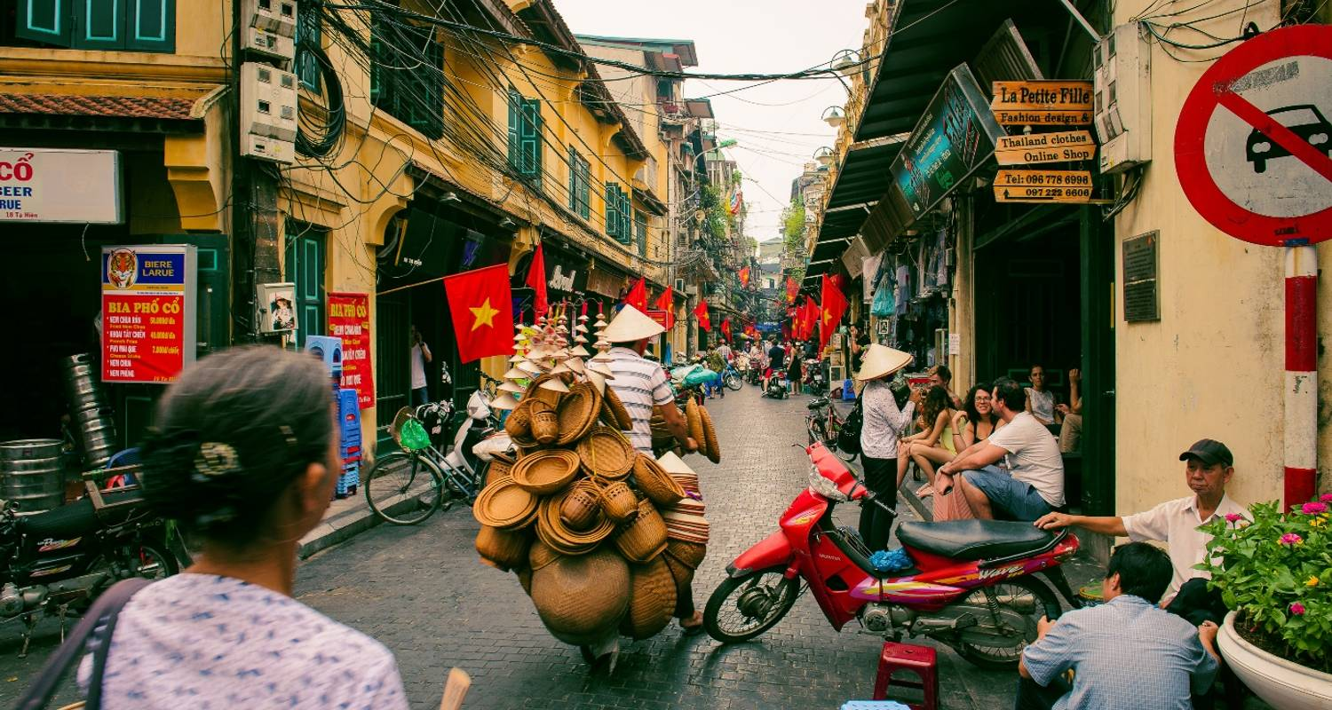 Package Tour Crossing Vietnam - 5 Days - Legend Travel Group