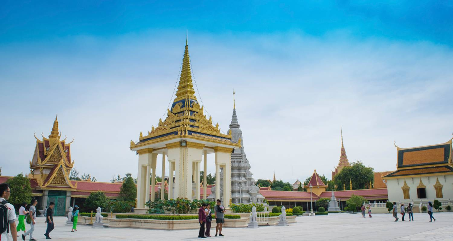 Cambodia Royal Palace Package - 4 Days - Legend Travel Group