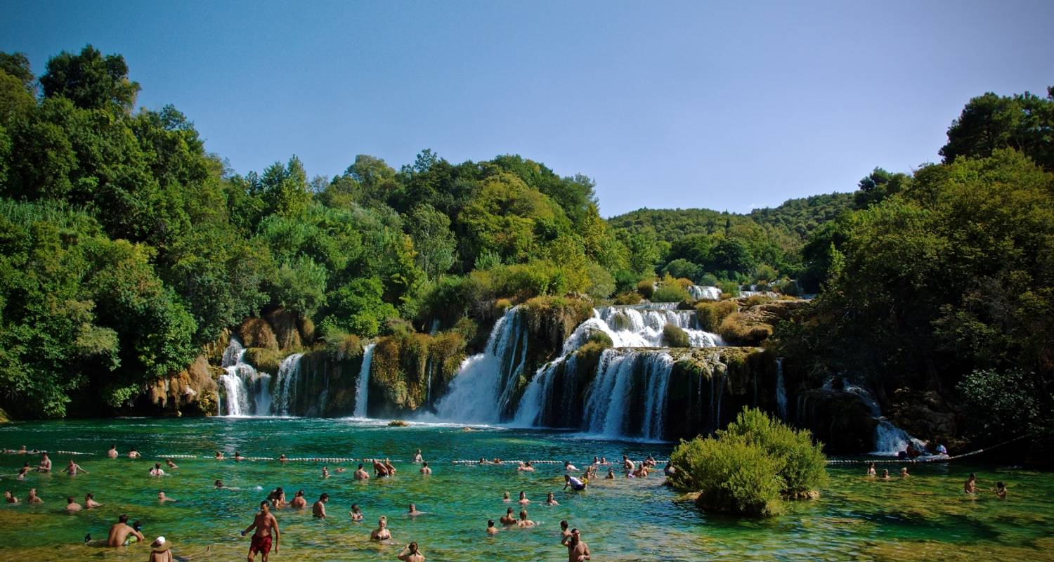 Croatia Multi-Activity tour | 4 National Parks - Jamming Adventures