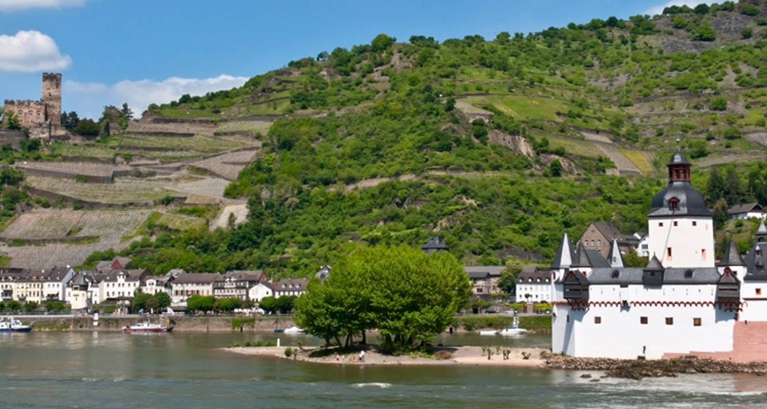 The Rhine and Moselle Rivers (port-to-port cruise) - CroisiEurope River Cruises
