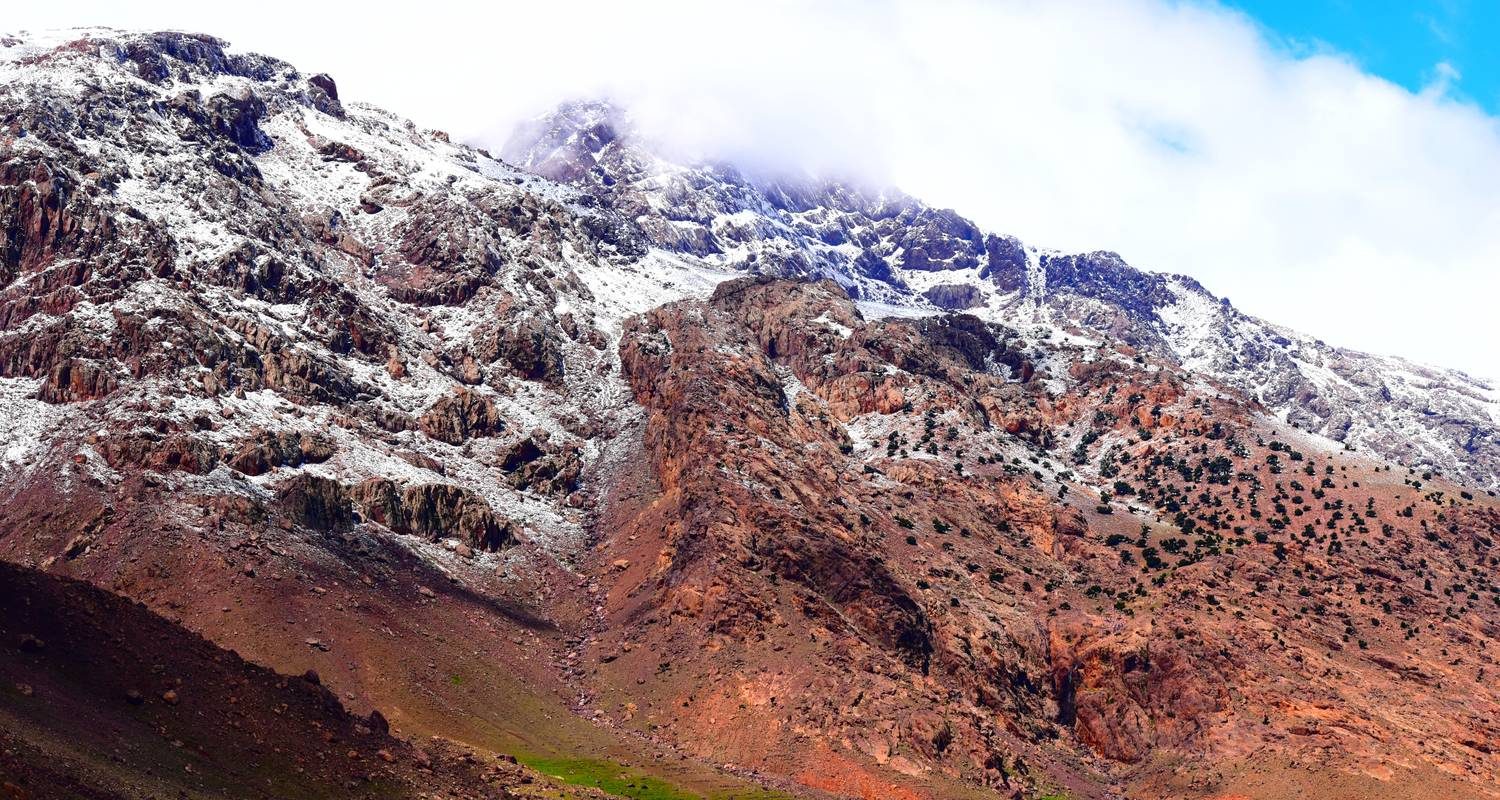 Toubkal Hochtour (3 Tage) - Trek in Morocco