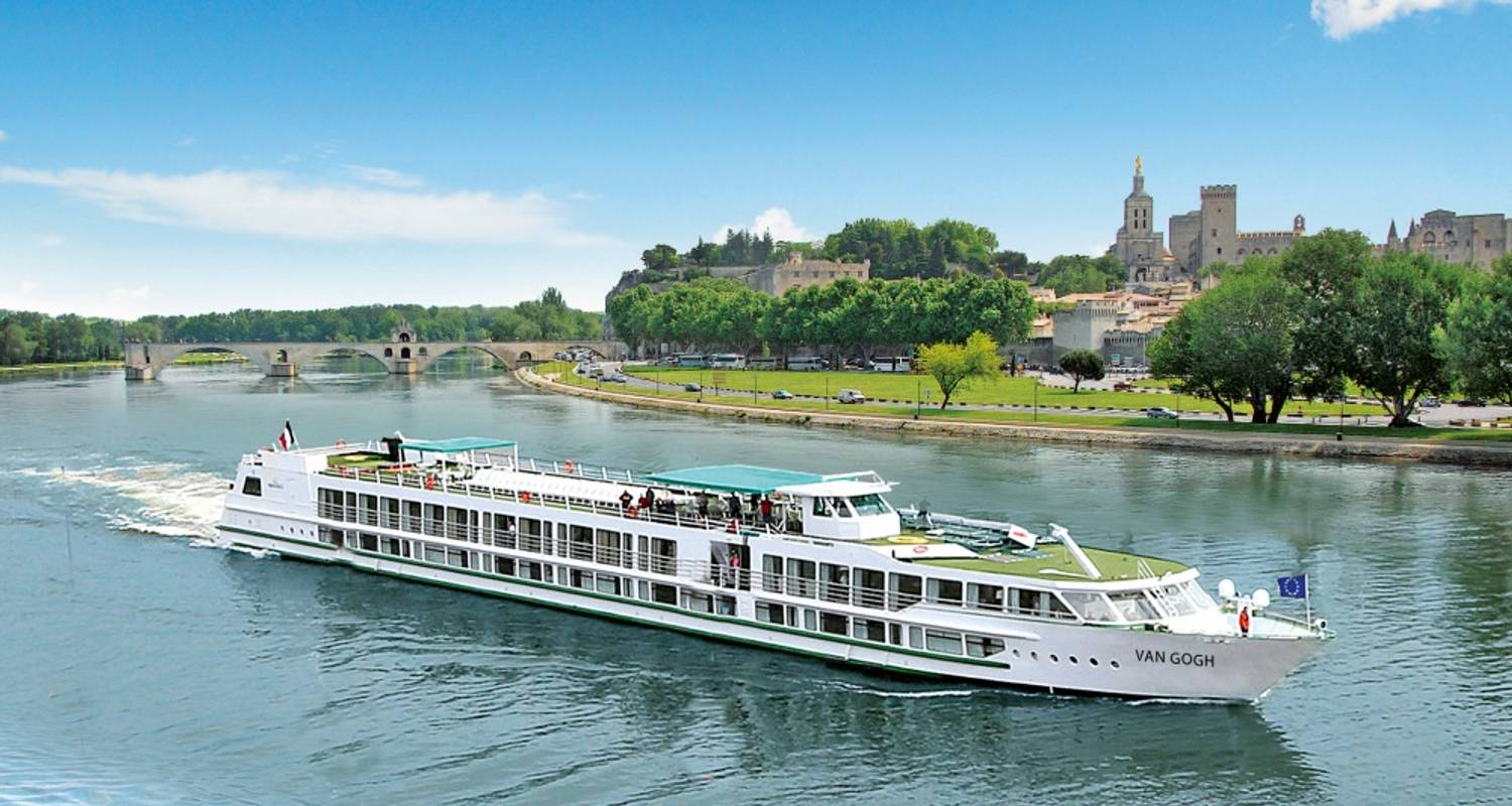 The Camargue and the Wild Rhone River (port-to-port cruise) - CroisiEurope River Cruises