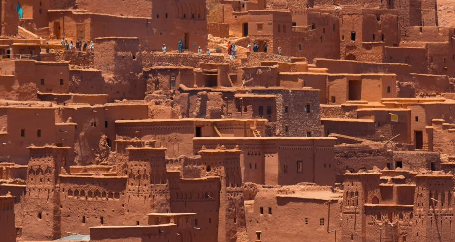 Combined Morocco Tour -10 Days - Trek in Morocco