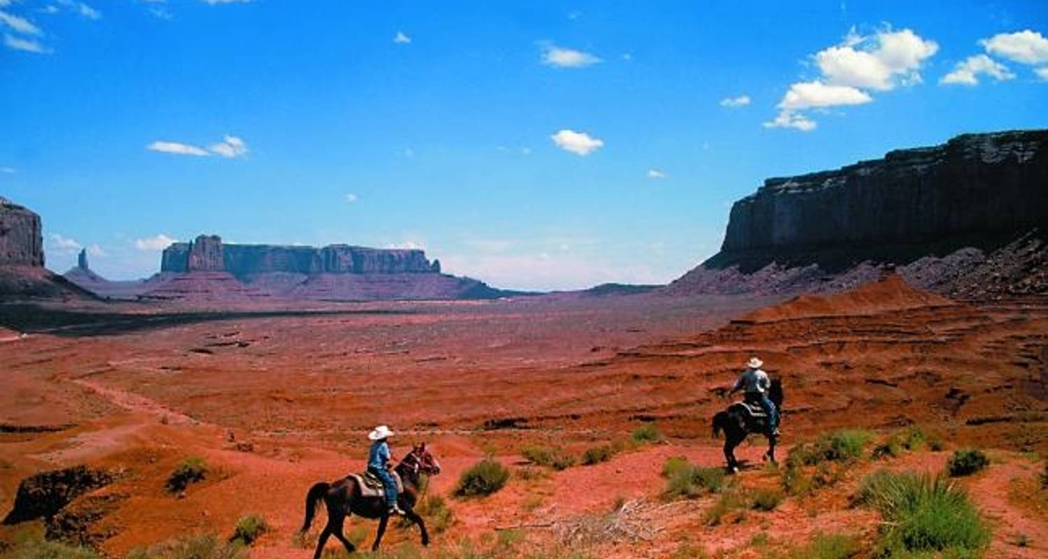 Western Family Discovery - Grand American Adventures