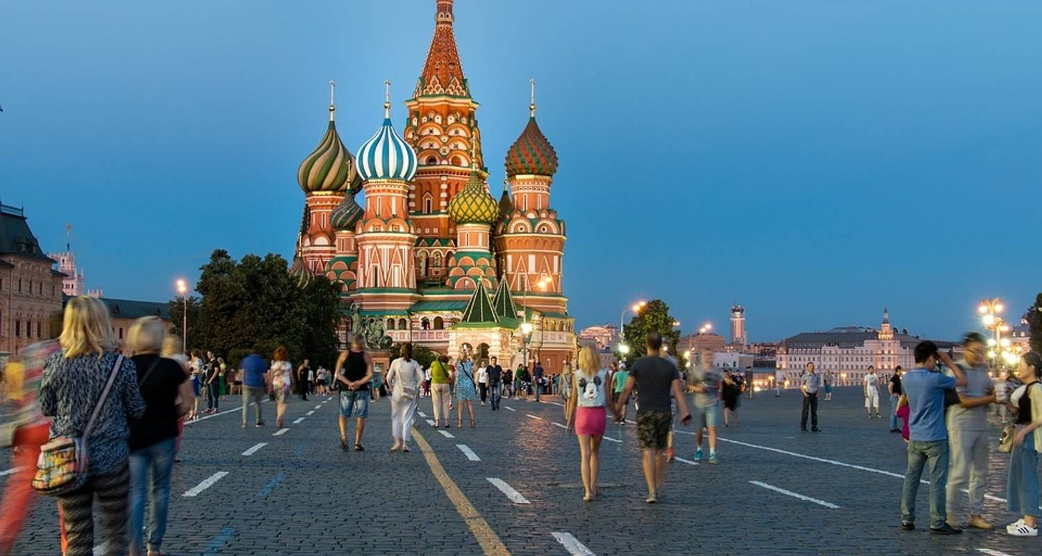 Russland Erlebnisreise - 9 Tage - On The Go Tours