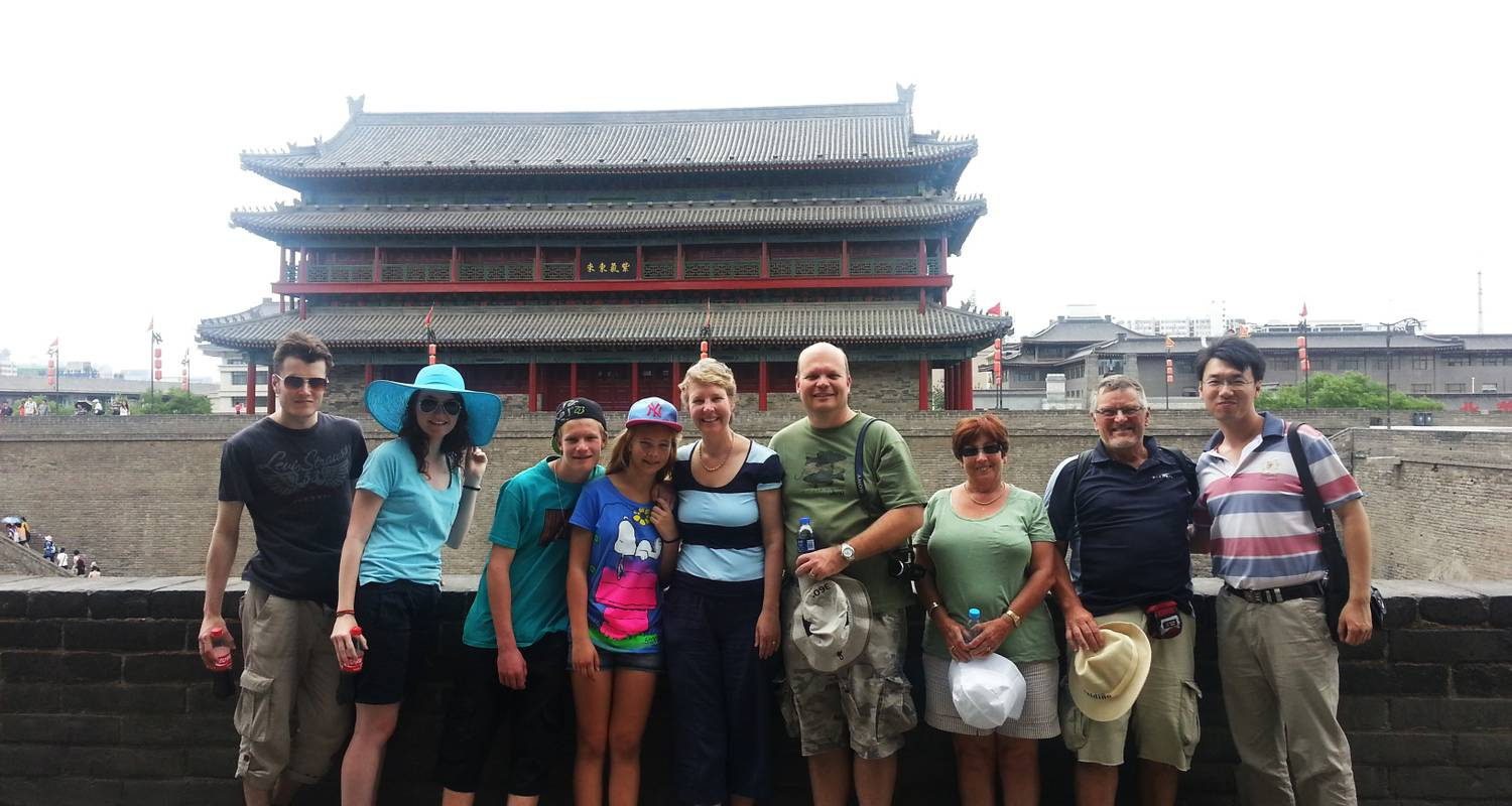 China Family Adventure - 8 days - On The Go Tours