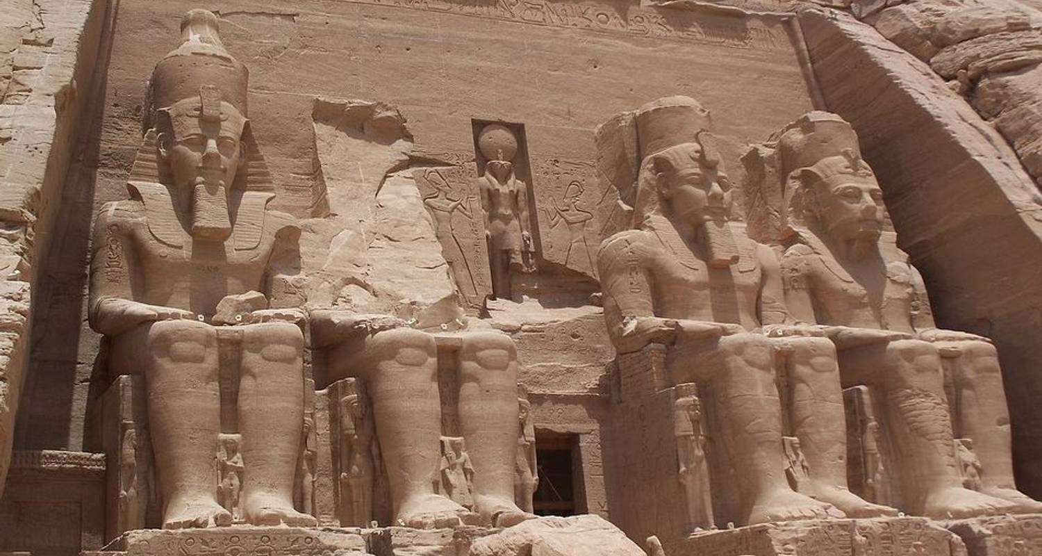 King Ramses Sonnenfest - 13 Tage - On The Go Tours