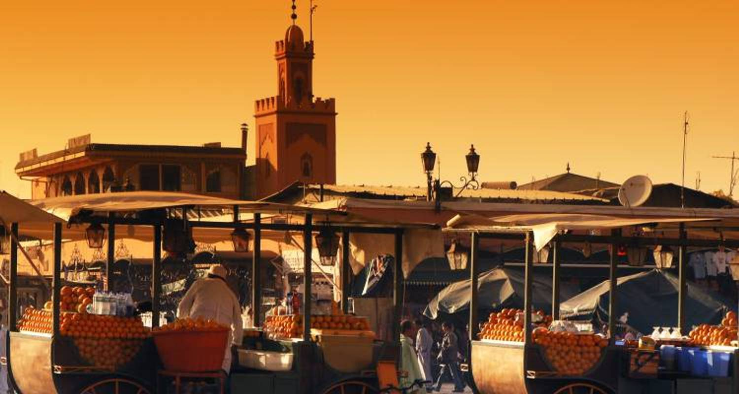 Rock the Kasbah - 10 Days - On The Go Tours
