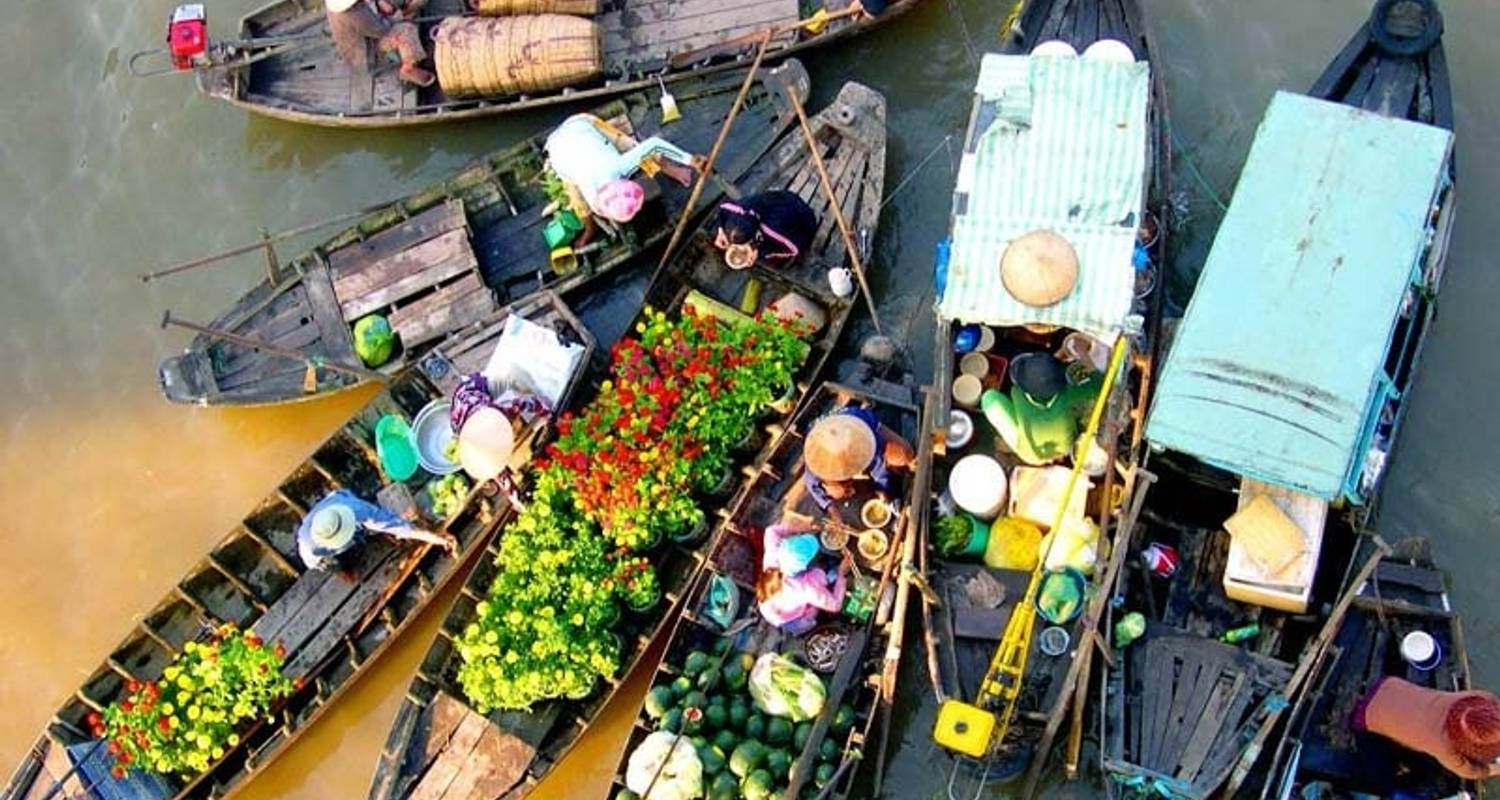 Saigon - Mekong delta tour 2 days 1 night - Vktour
