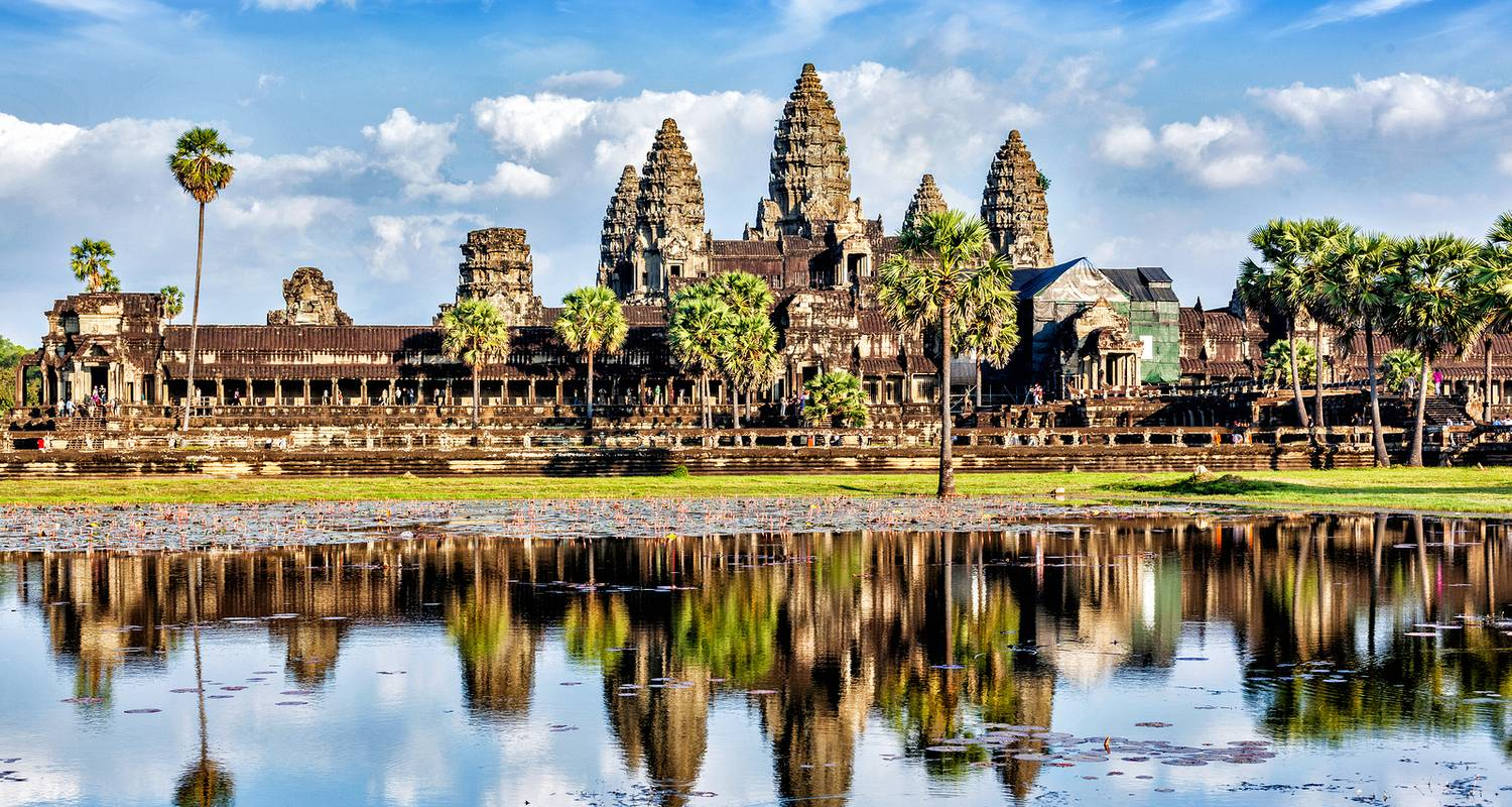Cambodia Adventure Tour - Discovery Nomads