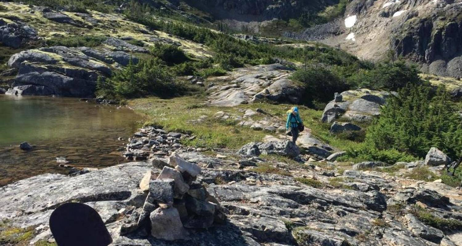Chilkoot Trail - Great Canadian Trails