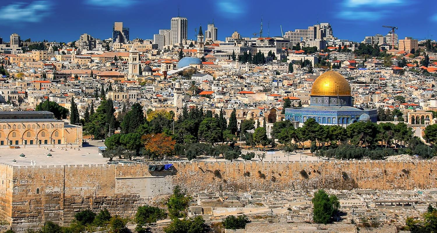 Coastal & Northern Israel - 5 Days - Abraham Tours