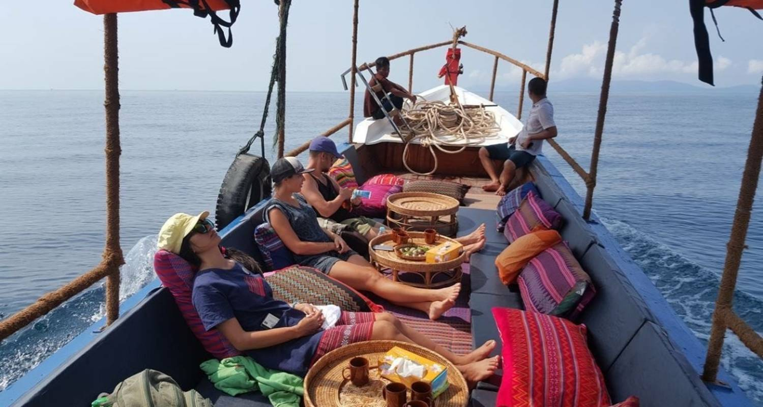 7 Days Myanmar Southern Adventure - Good Life Myanmar Travel