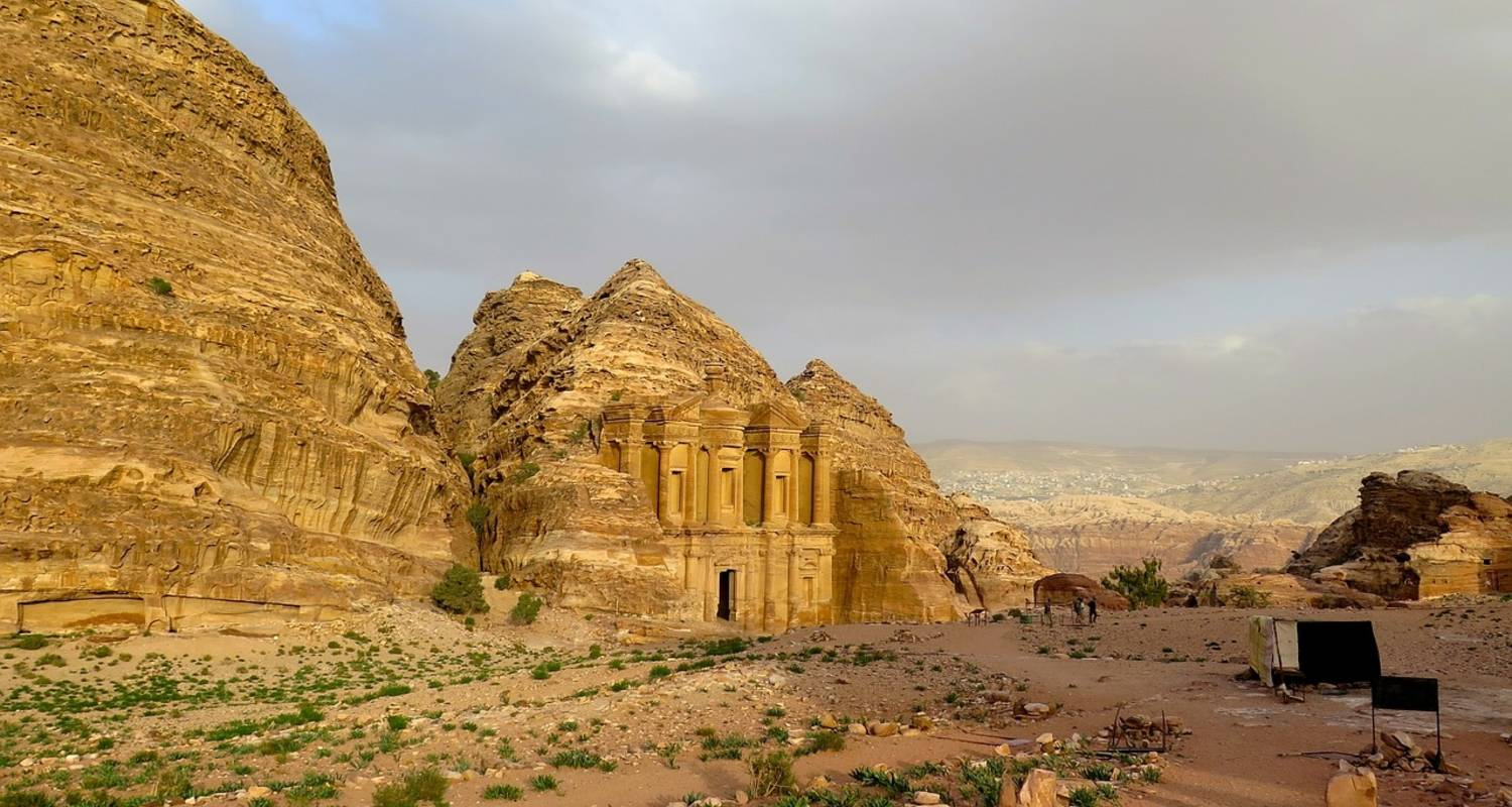 Quer durch Jordanien - 8 Tage - On The Go Tours