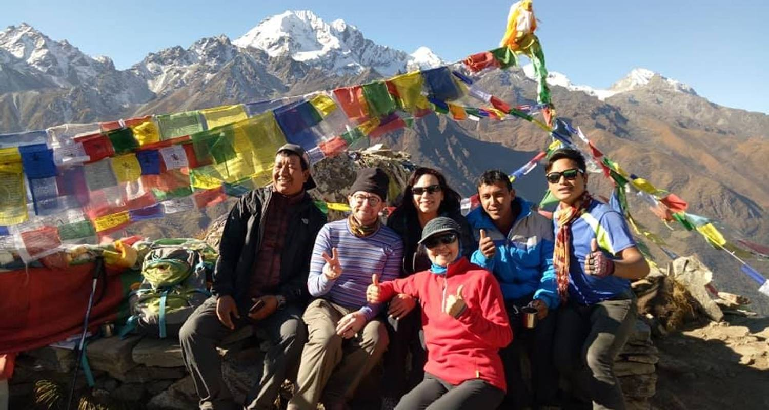 Trekking Journey through Nepal's Langtang Region - OneSeed Expeditions