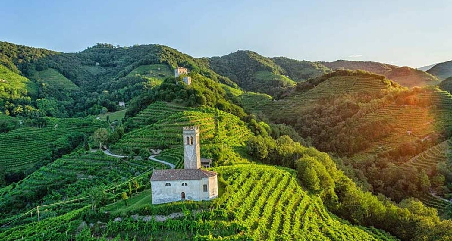 Walking the Prosecco Hills - Exodus Travels