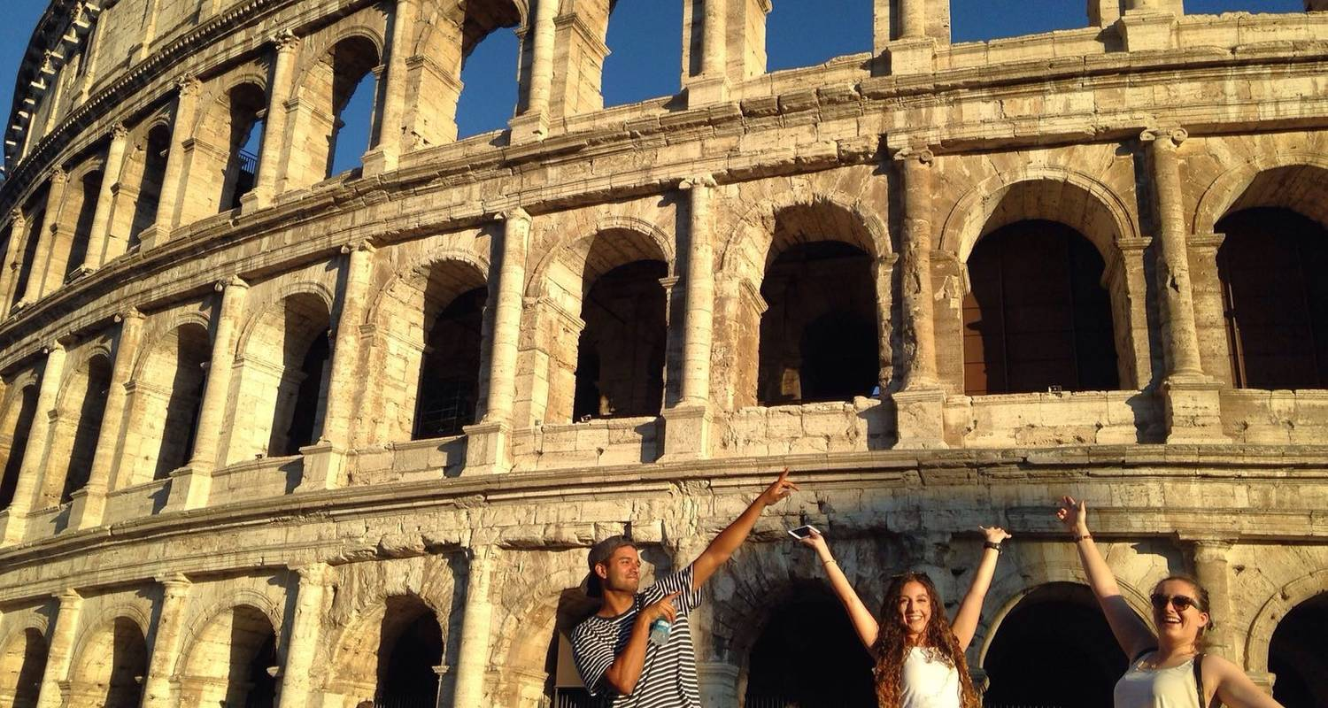 Rome City Break - 3 Days/2 Nights - Italy on a Budget Tours