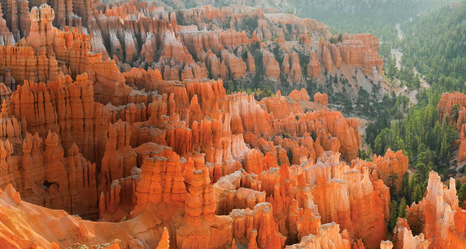 Wonders of the American West (Classic, Summer, 10 Days) - Insight Vacations