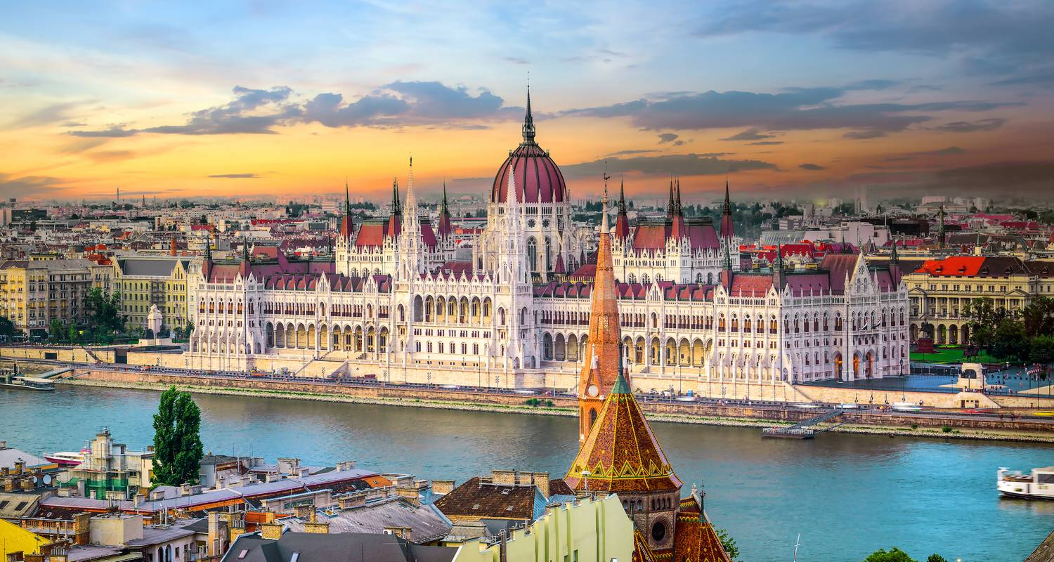 1.200 Miles on the Beautiful Blue Danube (Vienna - Bucharest) - Lueftner Cruises