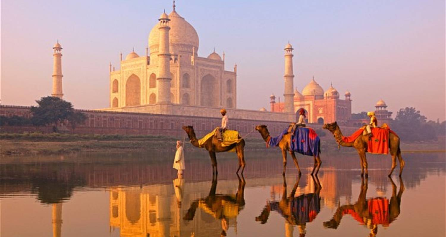Taj Mahal and Wildlife with Royal Stay at Castles - Swastik India Journeys
