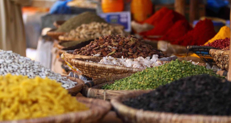 Morocco Food Explorer