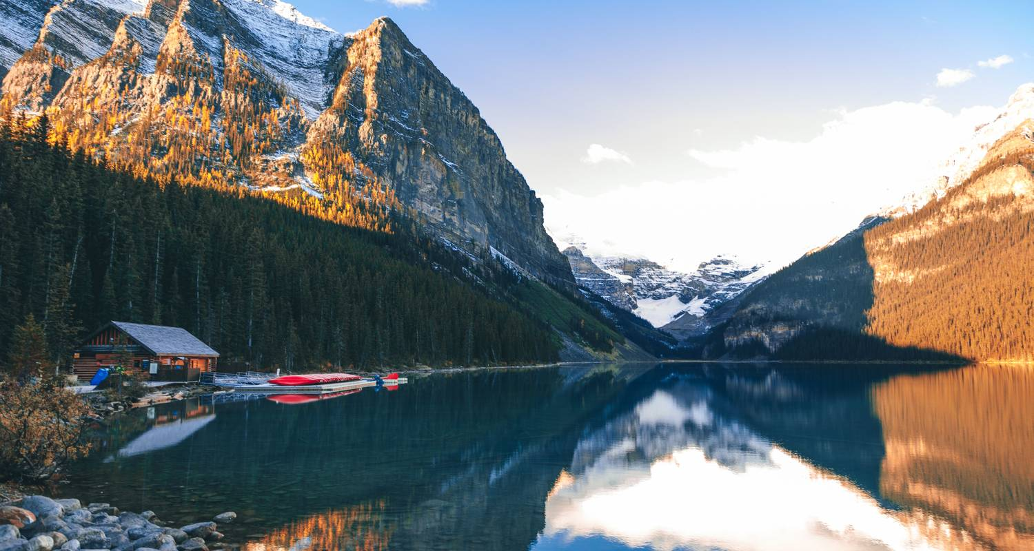 Wonders of the Canadian Rockies (9 destinations) - Costsaver