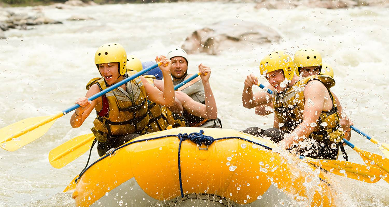 Costa Rica: Hike, Raft & Zipline - Intrepid Travel