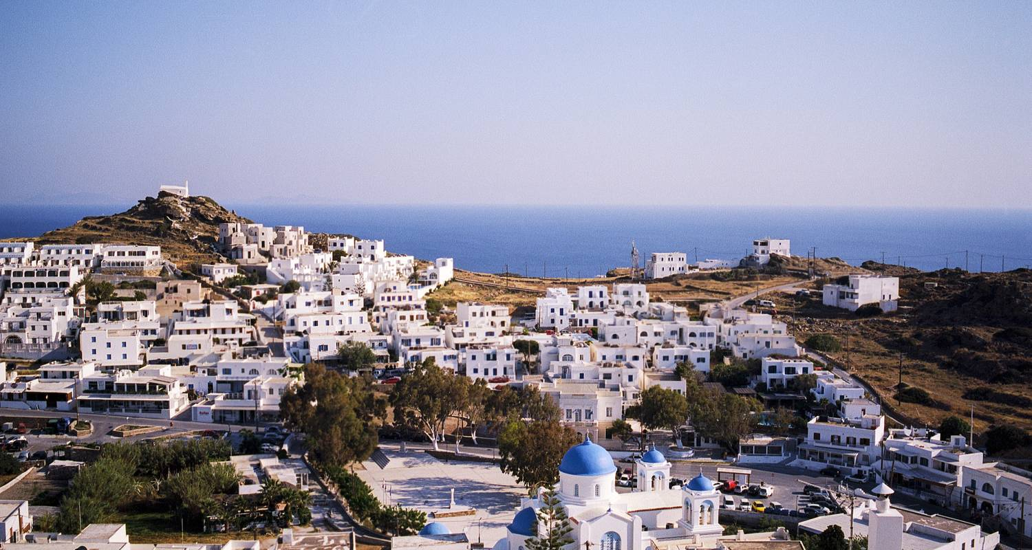 Santorini to Athens - Travel Talk