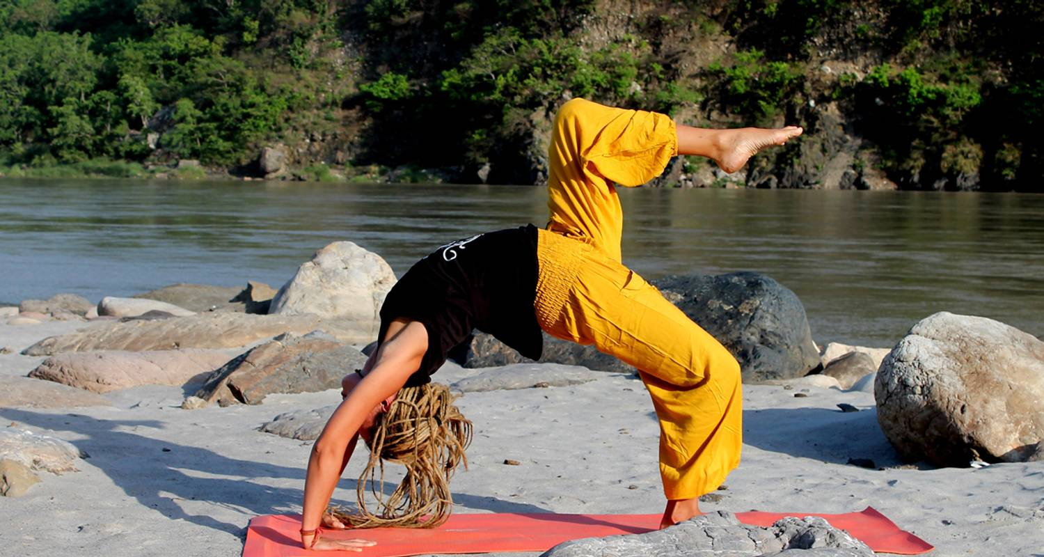 Nordindiens Höhepunkte mit Yoga Auszeit in Rishikesh - GeTS Holidays