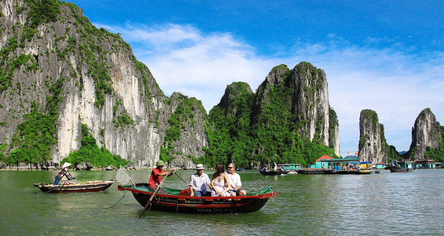 Vietnam Superior Tour Package 18Days/17Nights - Legend Travel Group