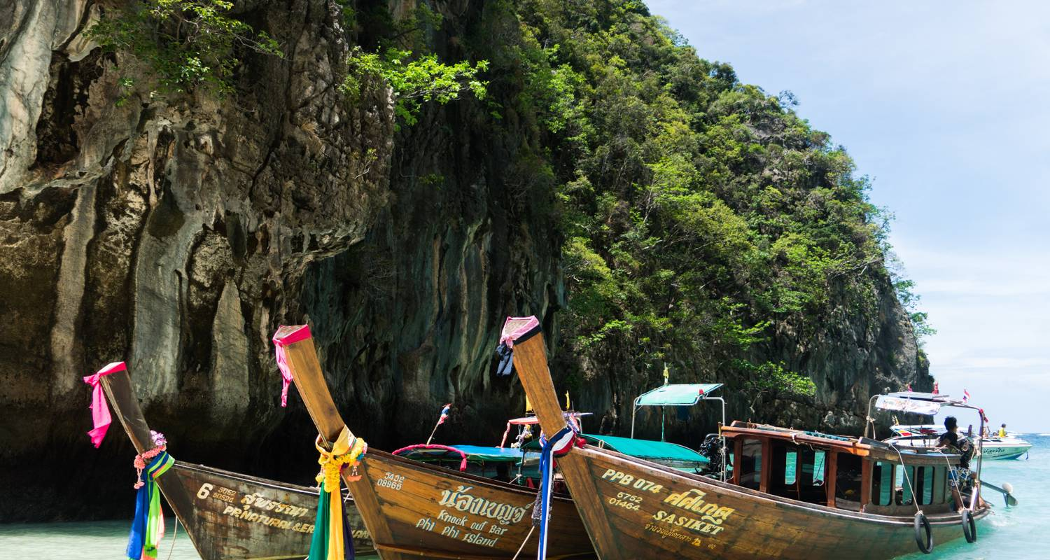 Thailand Highlights 10 Tage Paket - Legend Travel Group